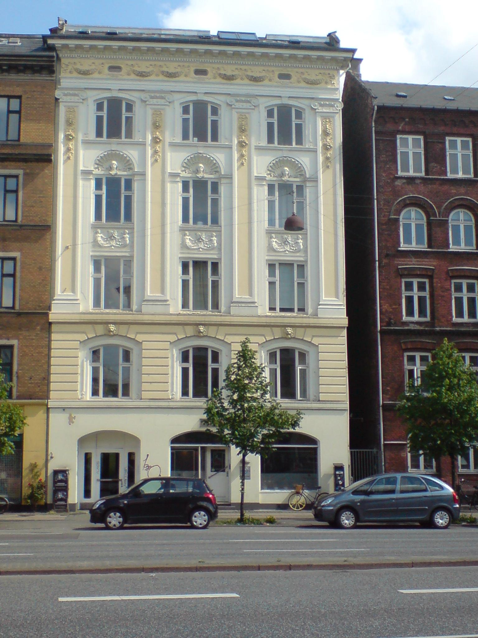_Åboulevarden facade