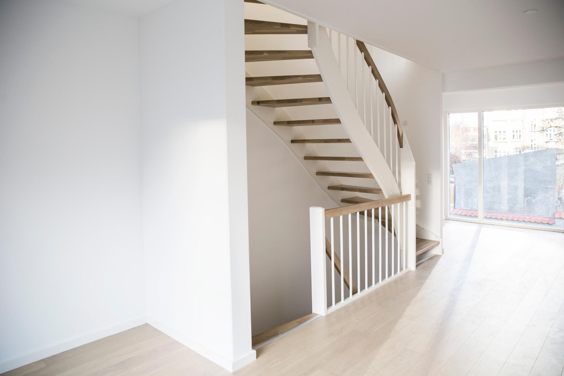 Taghusene trappe